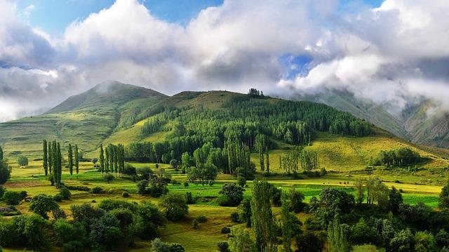 Turecká příroda