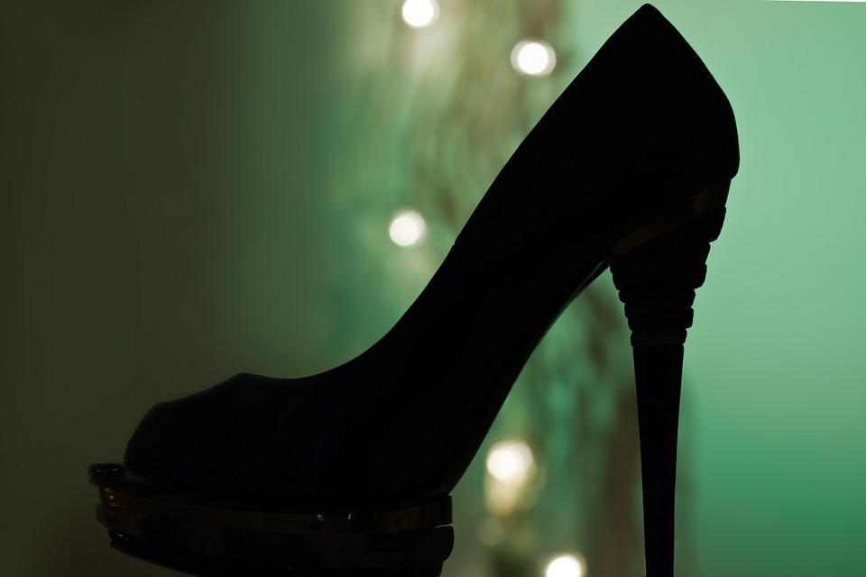 topánka, podpätok